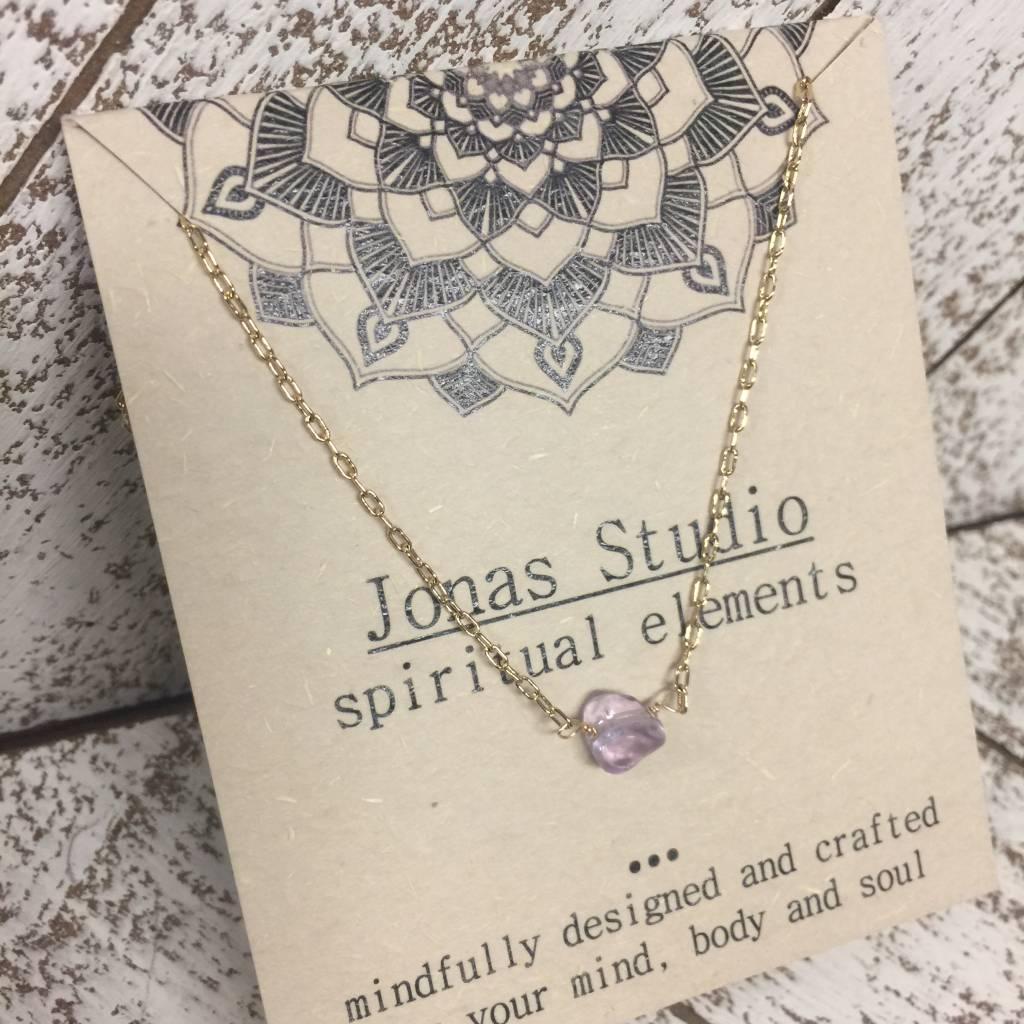 Bonnie Jonas Wellness Jewelry - Amethyst