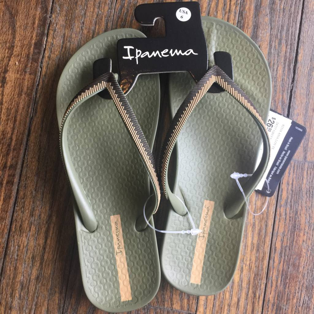 Ipanema Ana Lovely IX - Green/Beige