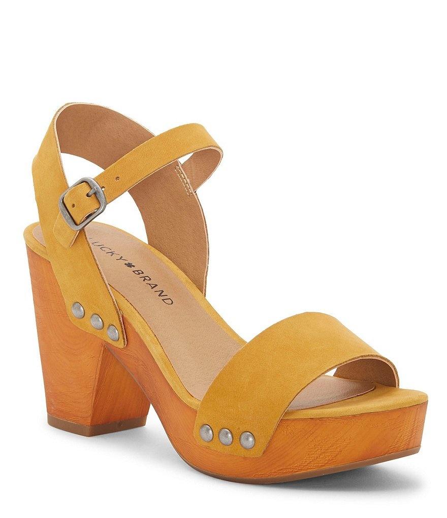 Lucky Brand Lucky Brand Trisa - Saffron