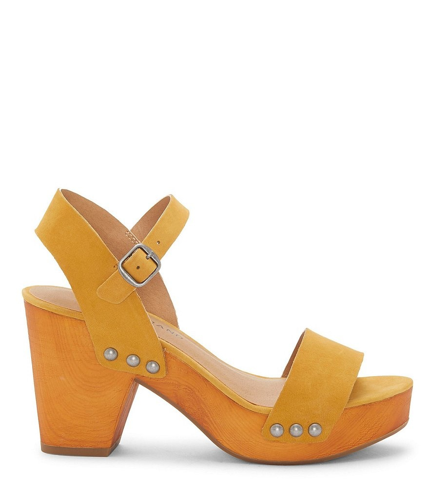 Lucky Brand Lucky Brand Trisa - Saffron - CLEARANCE