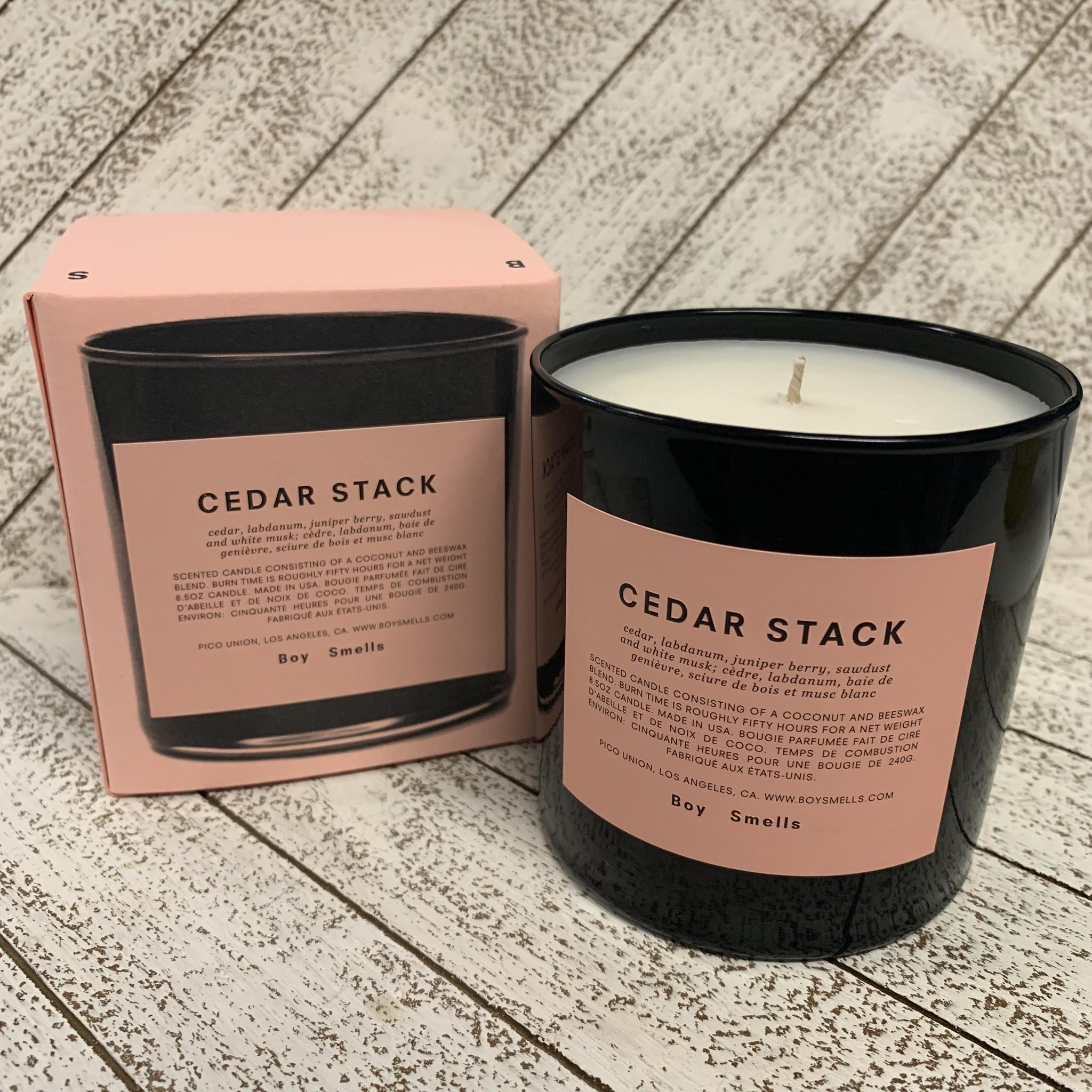 Boy Smells Boy Smells - Cedar Stack