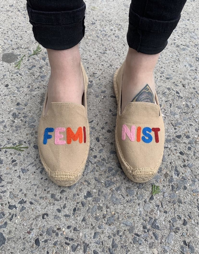 Soludos Soludos - Feminist - CLEARANCE