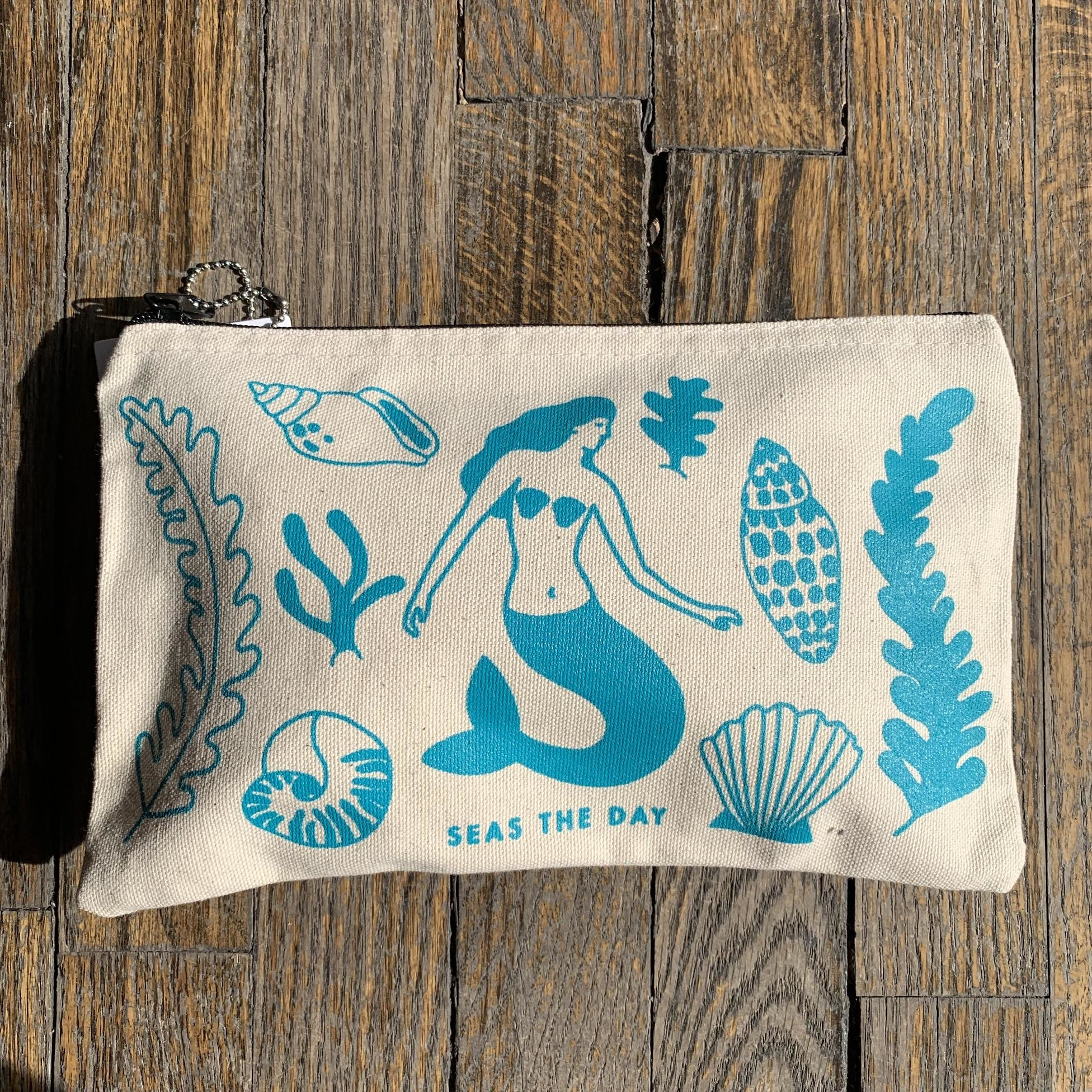 Seltzer Zip Pouch - Mermaid Life