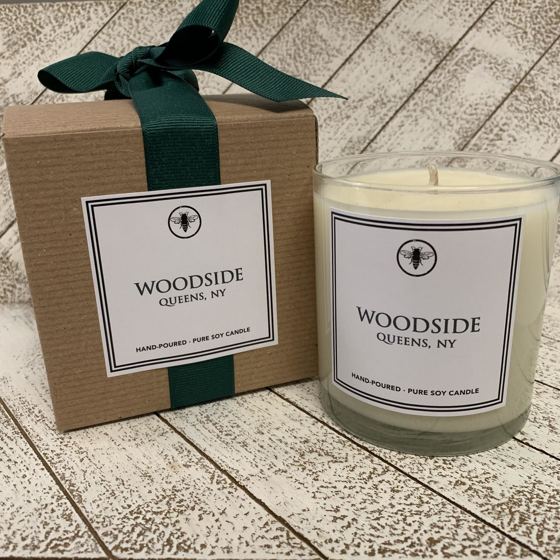Ella B. Candles Woodside Candle