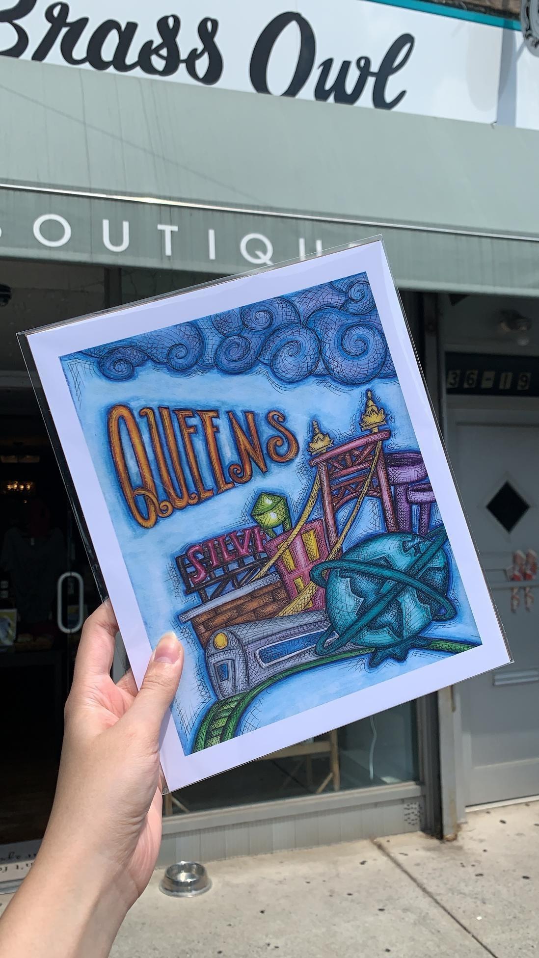Widycat Queens Skyline