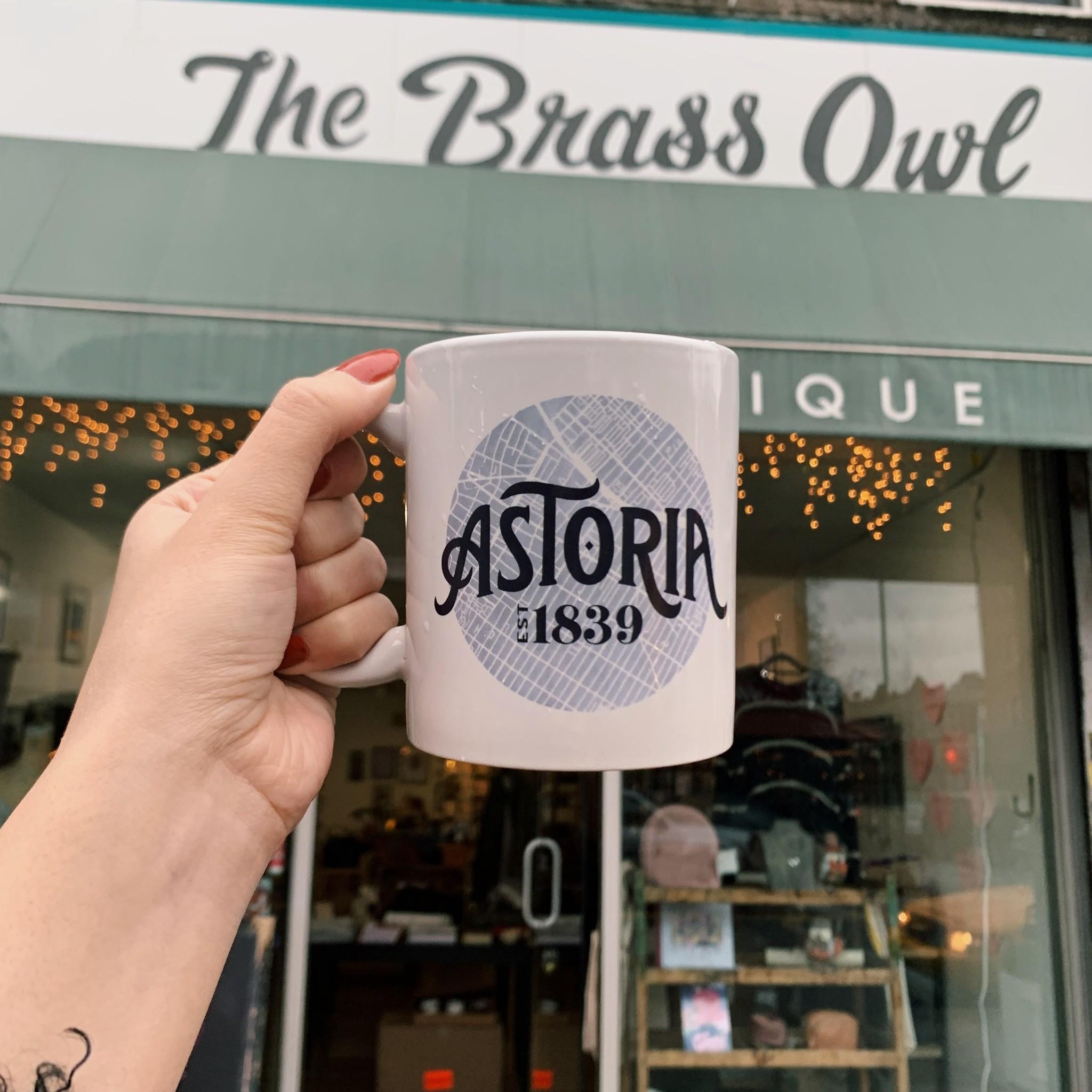 AJ the Awful AJ The Awful - Astoria Mug