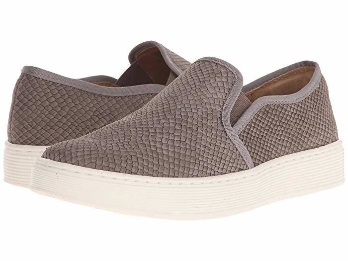 Sofft Shoe Company Sofft Somers - Grey - FINAL SALE