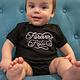 Design Brand Print Baby Forever Astoria - Black