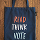 Out of Print Tote- Someone Literate 2020 - FINAL SALE