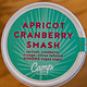 Camp Craft Cocktails Apricot Cranberry Smash- 16oz