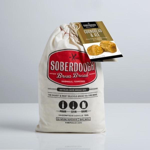 SoberDough SoberDough -  Cornbread & Ale