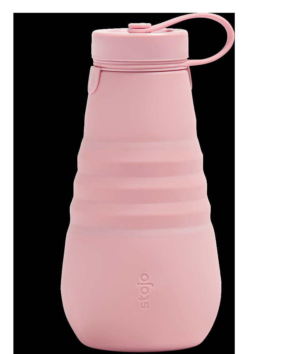 Stojo Stojo Water Bottle - Carnation