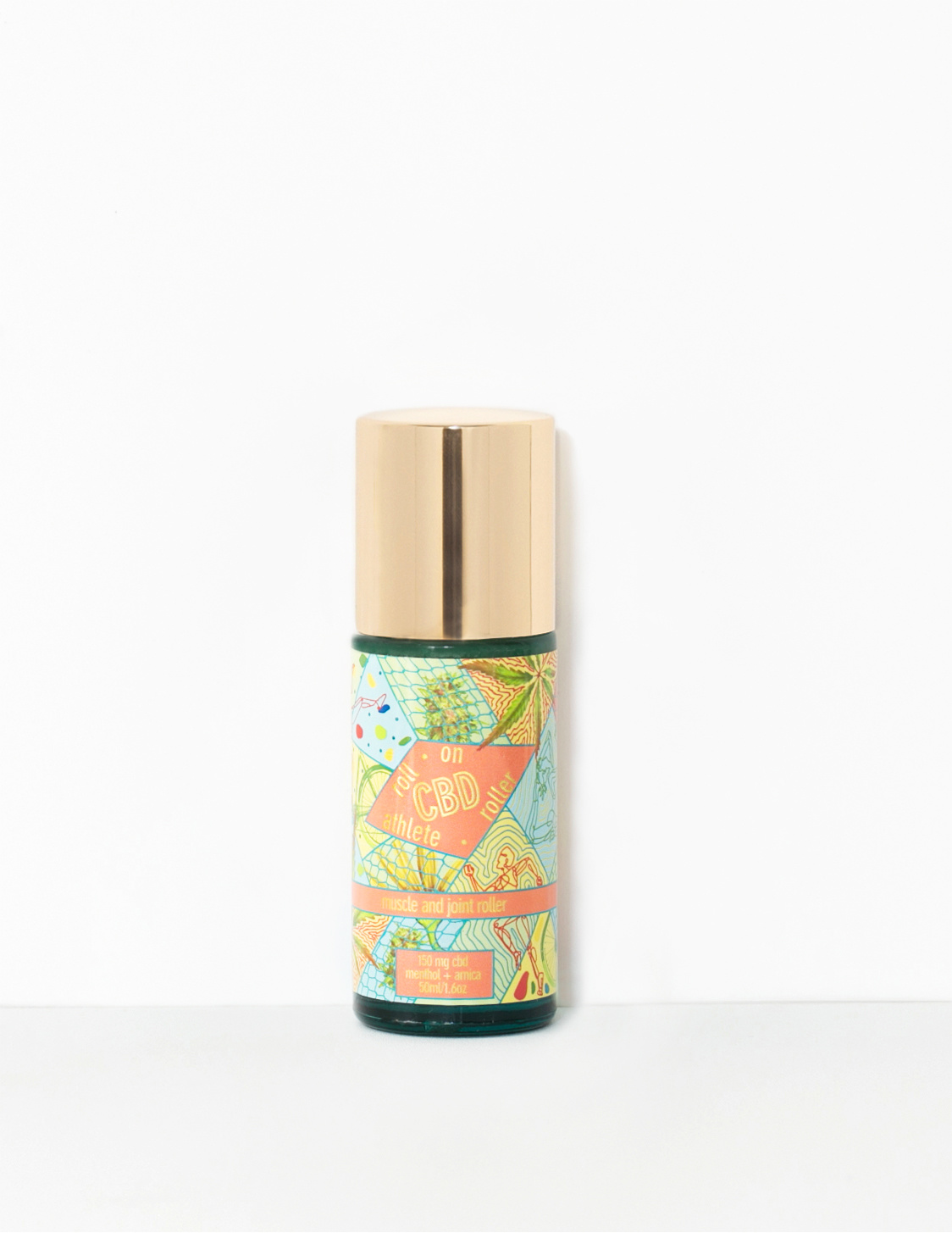 Shea Brand CBD Athletic Roller