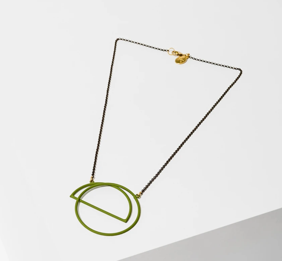 Larissa Loden Charade Necklace-Green