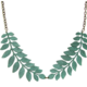 Ornamental Things Leafy Collar Necklace