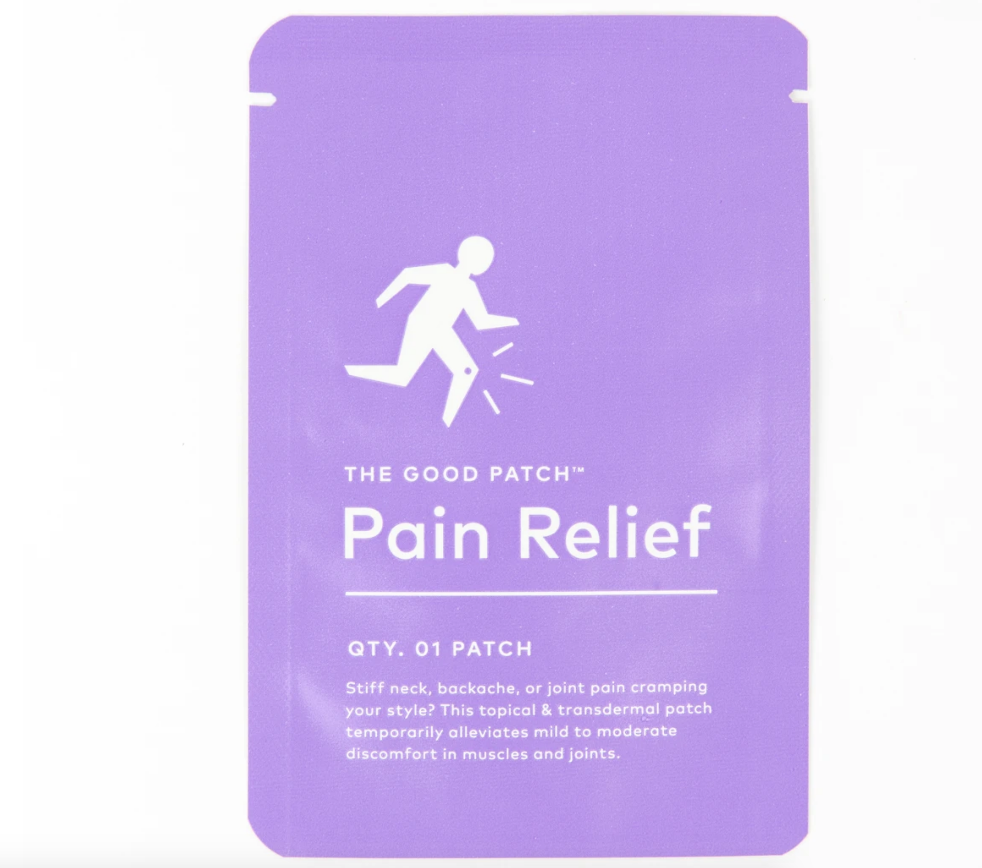 The Good Patch Hemp Patch - Pain Relief