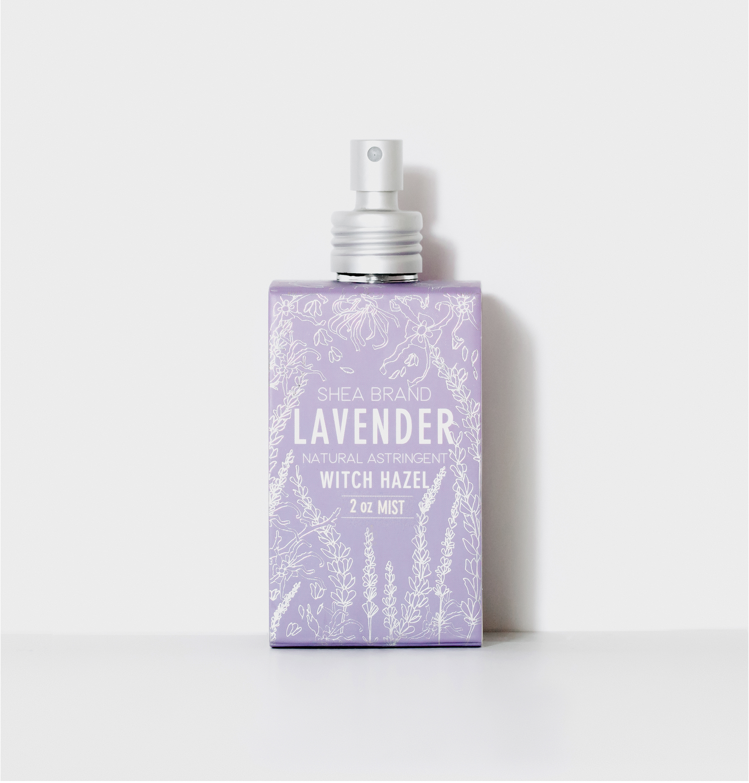 Shea Brand Witch Hazel - Lavender
