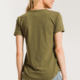Z Supply The Airy Slub Pocket Tee - Olive
