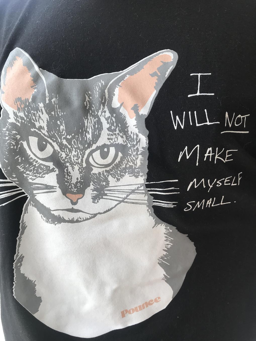 pounce Pounce Tee - Cat-FINAL SALE