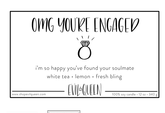 Evil Queen Evil Queen OMG You're Engaged