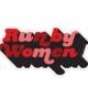 Boss Dotty Run By Women Sticker