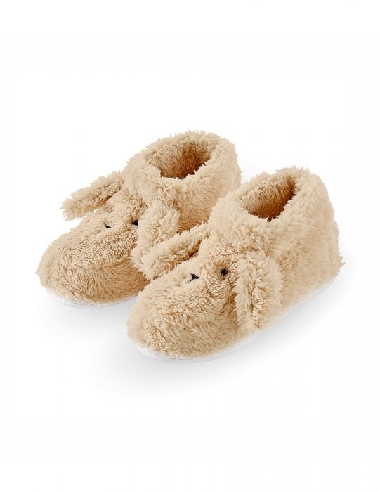 Animal Bootie Slippers-Bunny CLEARANCE