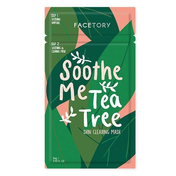 FaceTory Soothe Me Tea Tree Skin Clearing Mask