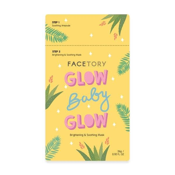 FaceTory Glow Baby Brightening and Soothing Mask
