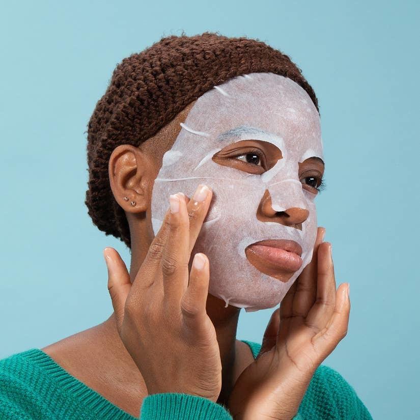 FaceTory Everyday, Almond Skin Strengthening Mask