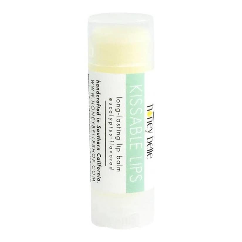 Honey Belle Lip Balm - Kissable Lips (Mint)