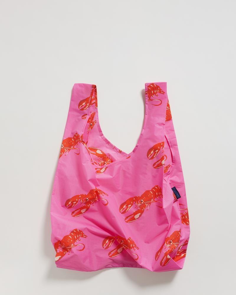 Baggu Standard Baggu - Pink Lobster