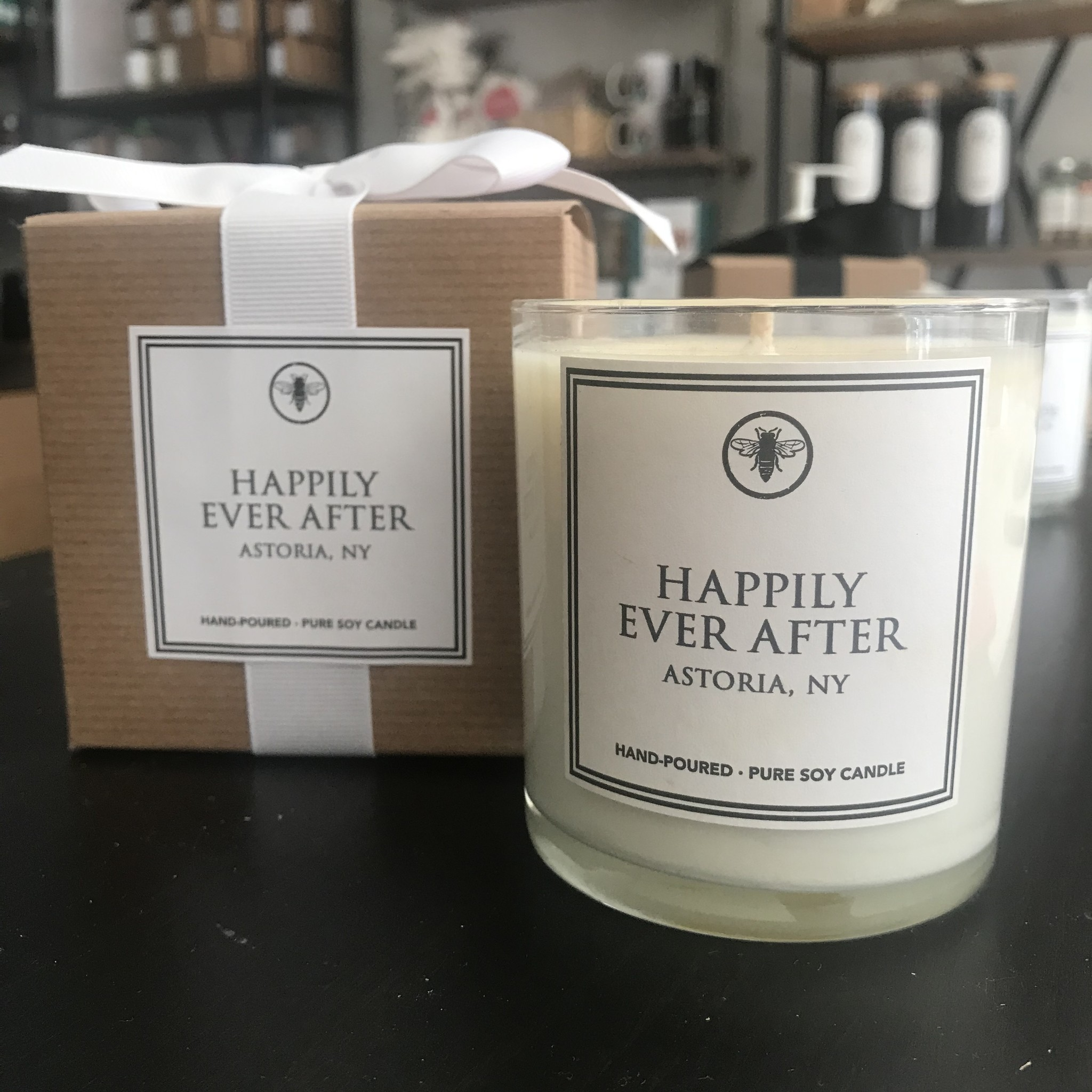 Ella B. Candles Happily Ever After Candle