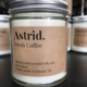 Astrid Paper & Home Astrid Fresh Coffee Candle