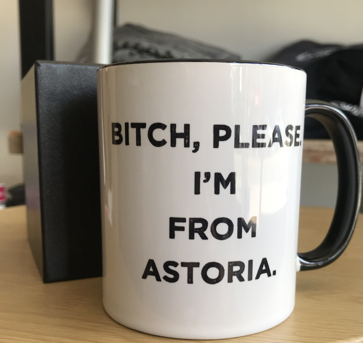Astoria Bitch Mug