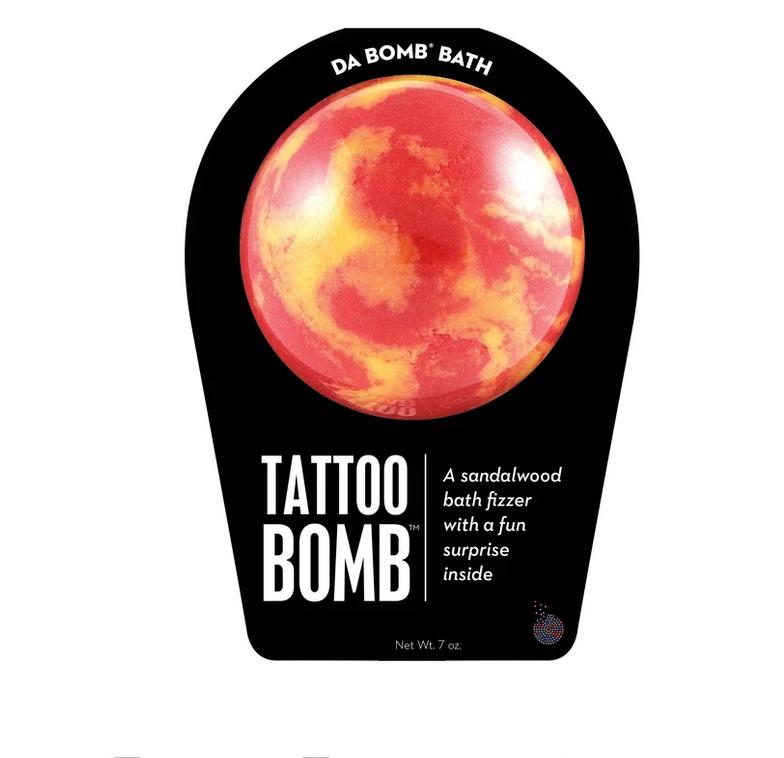 Da Bomb Bath - Tattoo