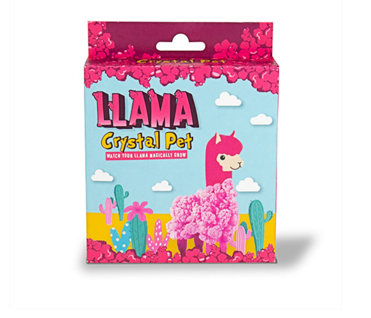 Llama Crystals