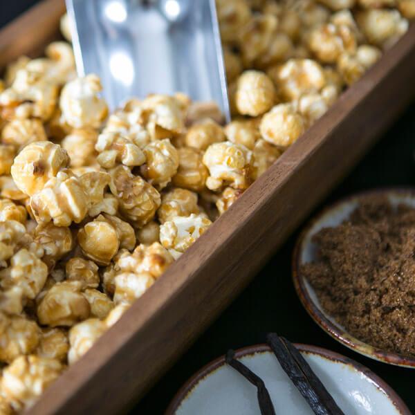 Cornucopia Popcorn Salted Caramel Popcorn