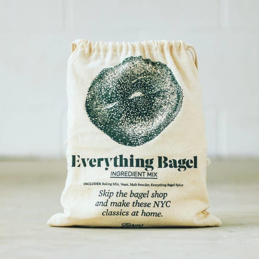 Brooklyn Brew Shop Everything Bagel Kit