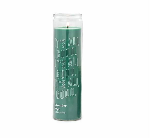 PADDYWAX Spark 10 oz Lavender Sage - It's All Good