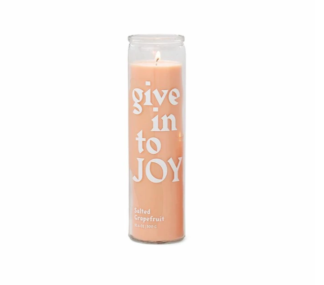 PADDYWAX Spark 10 oz Salted Grapefruit - Give Into Joy