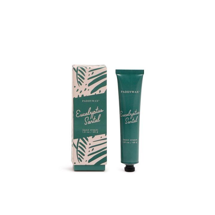 PADDYWAX Body Cream - Eucalyptus Santal