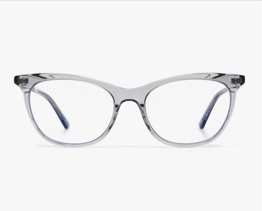 Diff Eyewear Jade - Smoke Crystal