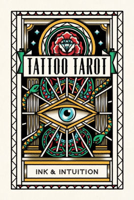 Chronicle Books Tattoo Tarot