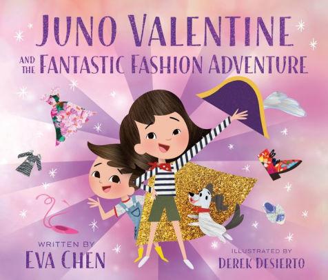 Macmillan Juno Valentine And The Fantastic...