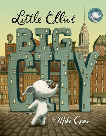 Macmillan Little Elliot Big City