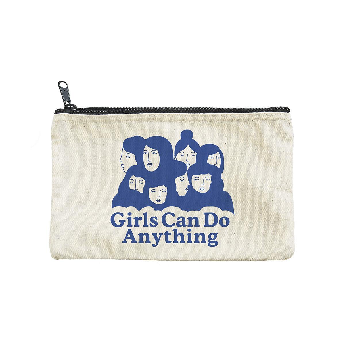 Seltzer Little Jumbo Pouch - Girls Can