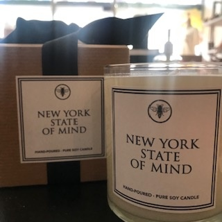 Ella B. Candles New York State of Mind Candle