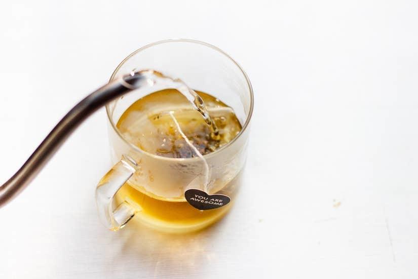 Big Heart Tea Co Cup of Sunshine Tea