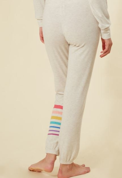 PJ Salvage Bnd Pant Icon Long-Oat