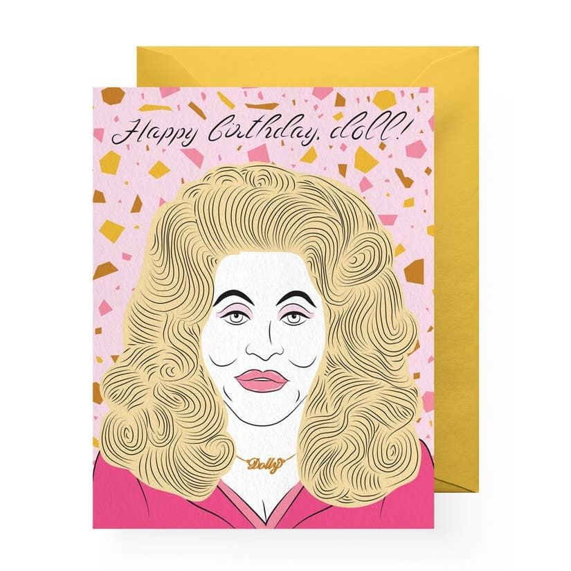 Boss Dotty Bday Dolly